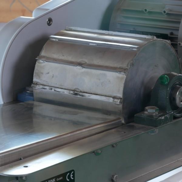 Mahlateo komplekt Super 230V Elektrilise viljapurusti ja hüdraulilise plaatpressiga