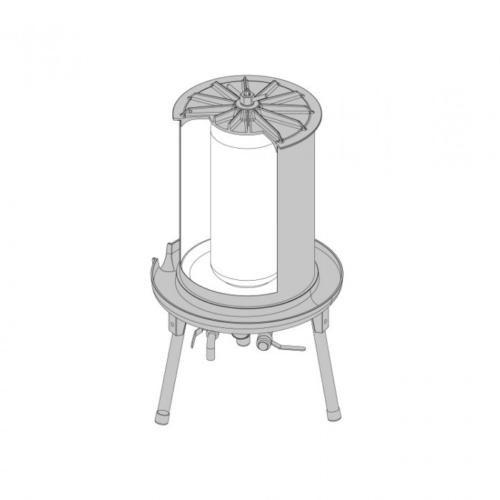 Hüdrauliline press Speidel
