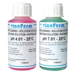 Kalibreerimislahus pH 7,01 + pH 4,01