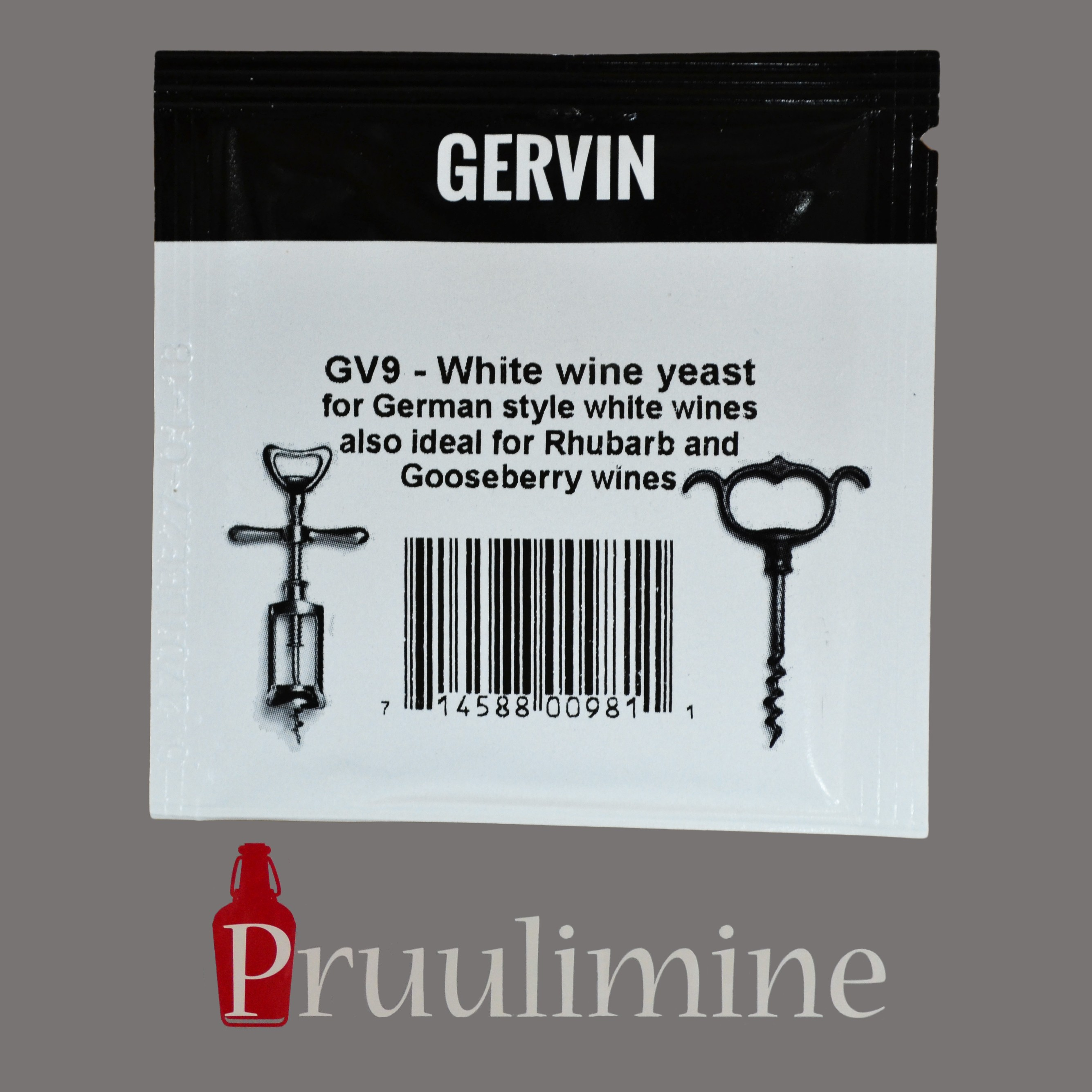 GV9 - White wine yeast