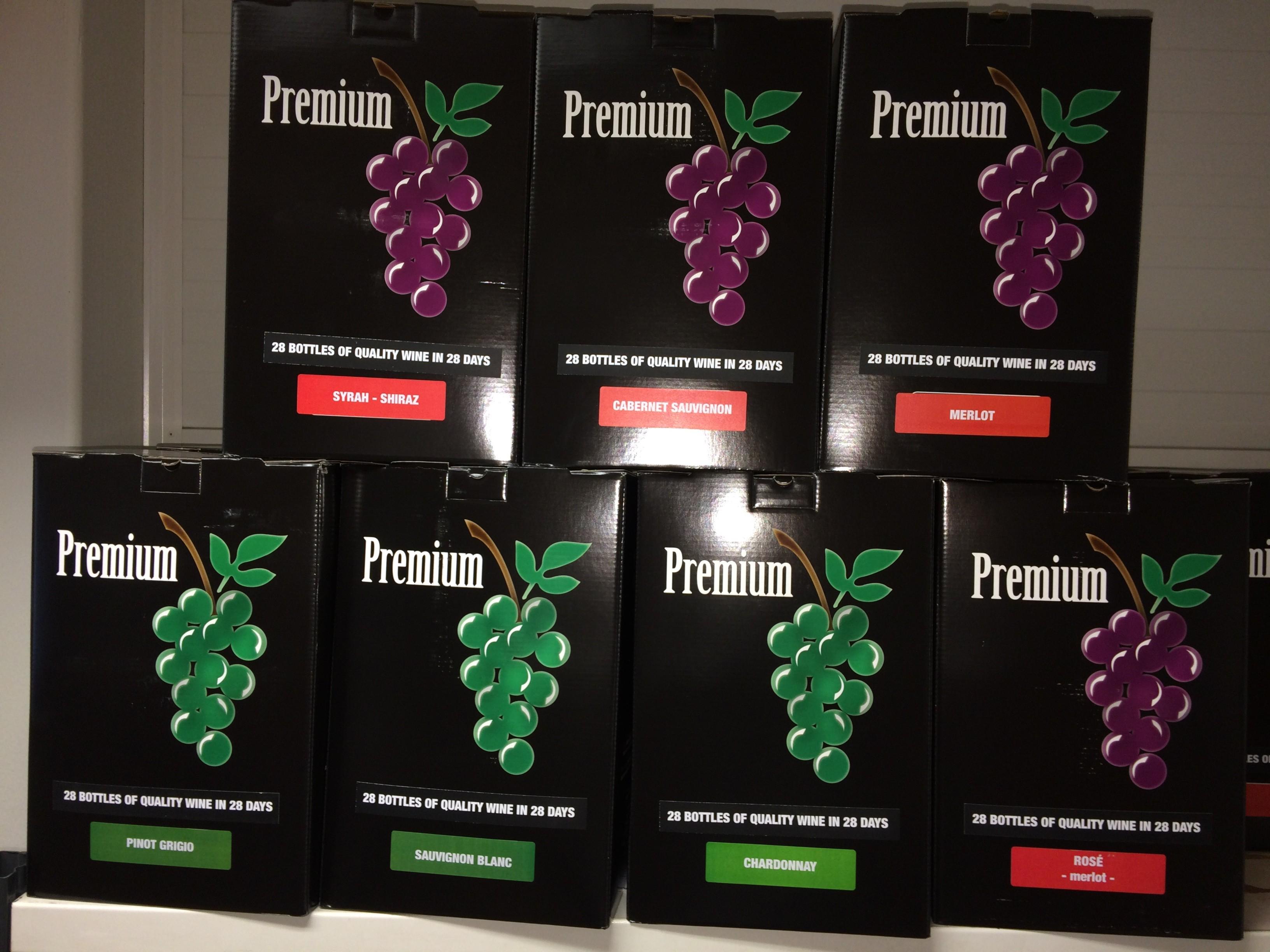 PREMIUM Cabernet Sauvignon 5,3l