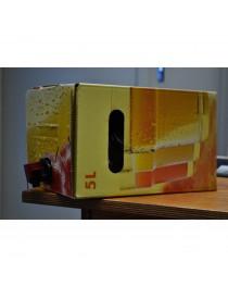 Šampanja plastikkorgid 29mm, 100tk