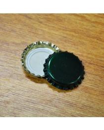 Roheline kroonkork 26mm