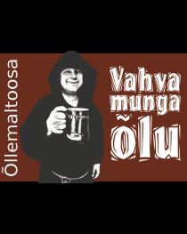 "Maltoosa ""Vahva munga õlu"" 2,4kg"