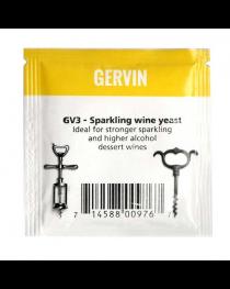 GV3 - Sparkling wine yeast, 5g