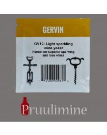 GV10 - Light sparkling wine yeast