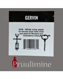 GV9 - White wine yeast