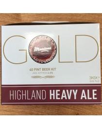 Muntons Gold Highland Heavy Ale 3kg